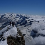 Traversing the Swiss summit
