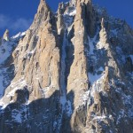 Geravasutti Pillar Mt Blanc Du Tacul